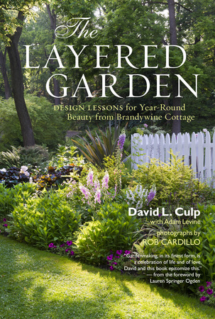 Book Cover for: The Layered Garden
