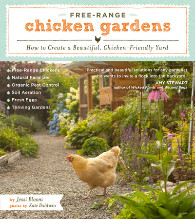 Book Cover for: Free-Range Chicken Gardens