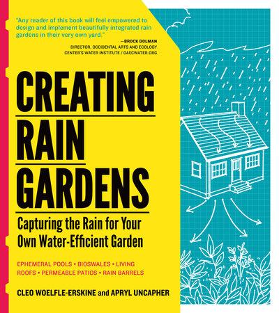 Book Cover for: Creating Rain Gardens