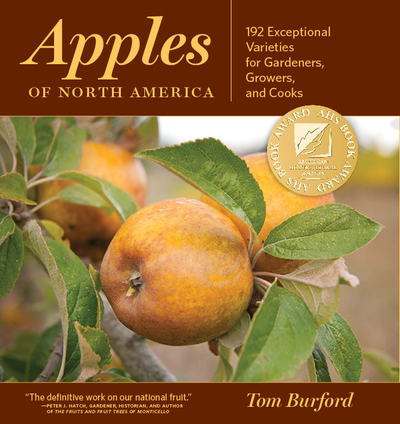 Book Cover for: Apples of North America