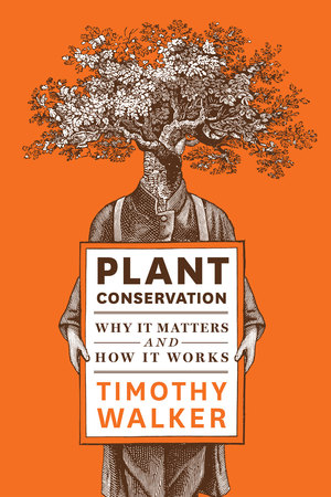 Book Cover for: Plant Conservation