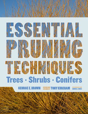 Book Cover for: Essential Pruning Techniques