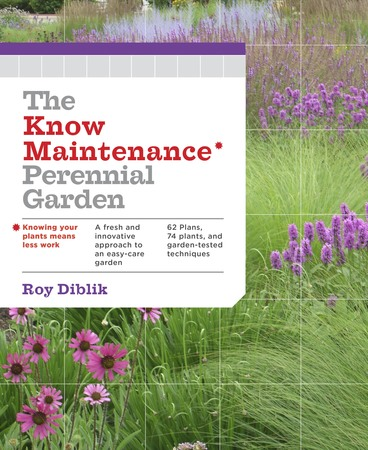 Book Cover for: The Know Maintenance Perennial Garden