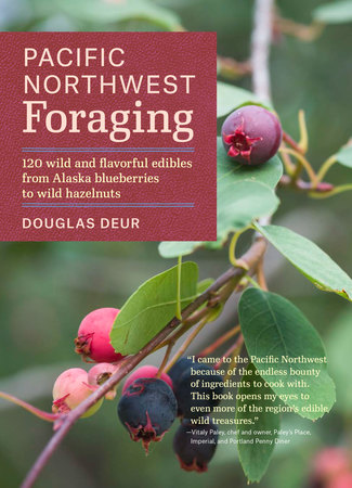 Book Cover for: Pacific Northwest Foraging