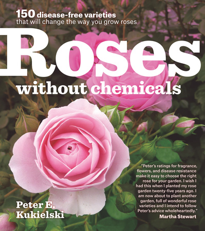 Book Cover for: Roses Without Chemicals