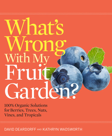 Book Cover for: What's Wrong With My Fruit Garden?