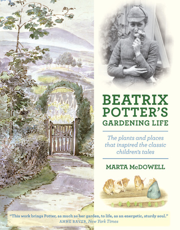 Book Cover for: Beatrix Potter's Gardening Life