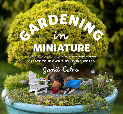 Book Cover for: Gardening in Miniature