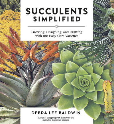 Book Cover for: Succulents Simplified