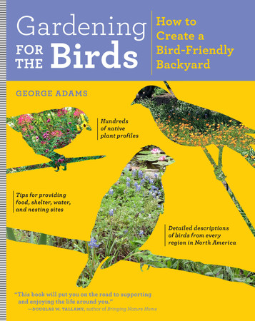 Book Cover for: Gardening for the Birds