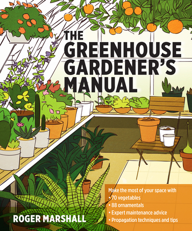 Book Cover for: The Greenhouse Gardener's Manual