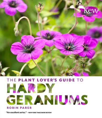 Book Cover for: The Plant Lover's Guide to Hardy Geraniums