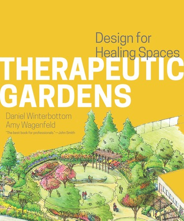 Book Cover for: Therapeutic Gardens