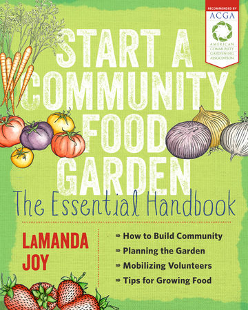 Book Cover for: Start a Community Food Garden