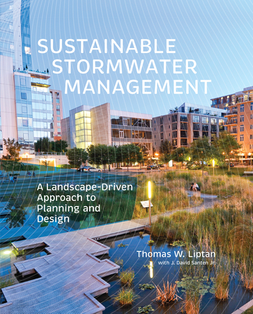 Book Cover for: Sustainable Stormwater Management