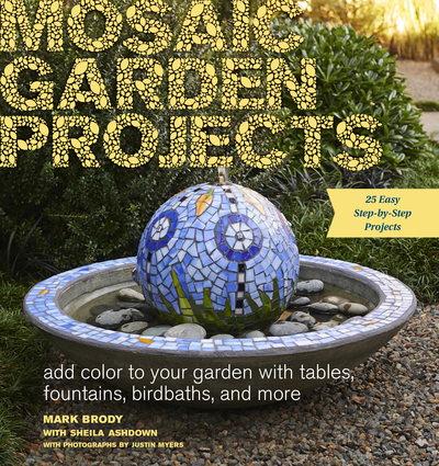 Book Cover for: Mosaic Garden Projects