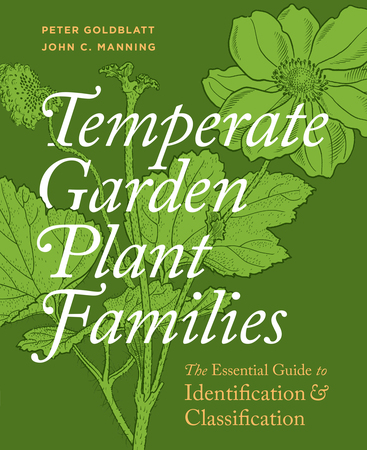 Book Cover for: Temperate Garden Plant Families