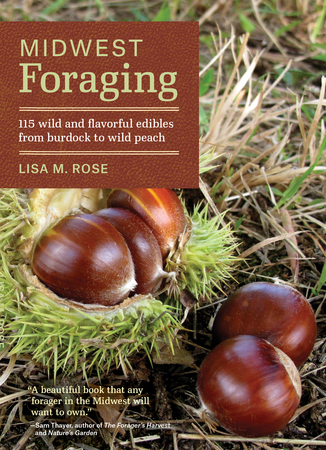 Book Cover for: Midwest Foraging