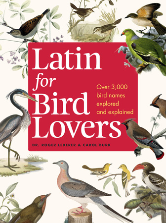 Book Cover for: Latin for Bird Lovers