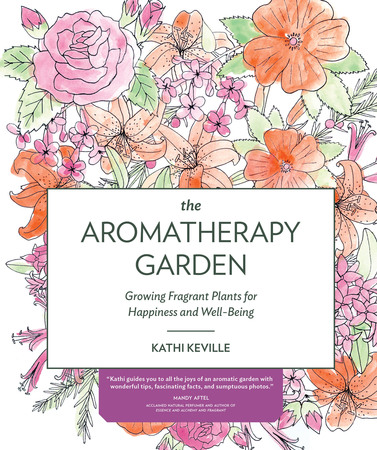 Book Cover for: The Aromatherapy Garden