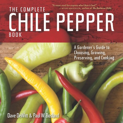 Book Cover for: The Complete Chile Pepper Book