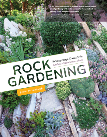 Book Cover for: Rock Gardening