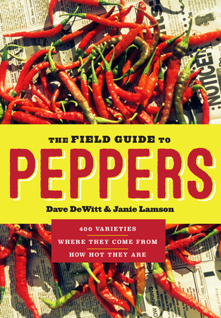 Book Cover for: The Field Guide to Peppers