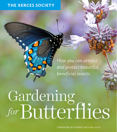 Book Cover for: Gardening for Butterflies