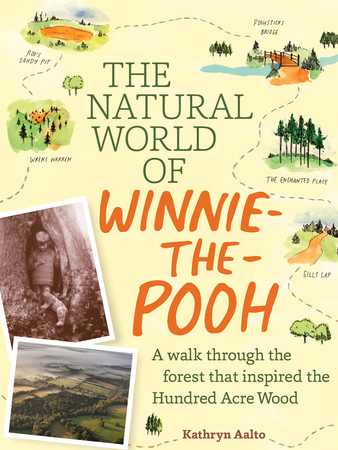 Book Cover for: The Natural World of Winnie-the-Pooh