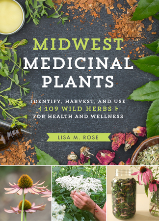 Book Cover for: Midwest Medicinal Plants