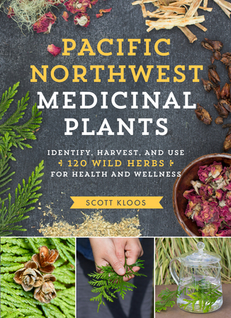 Book Cover for: Pacific Northwest Medicinal Plants
