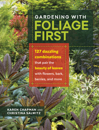 Book Cover for: Gardening with Foliage First