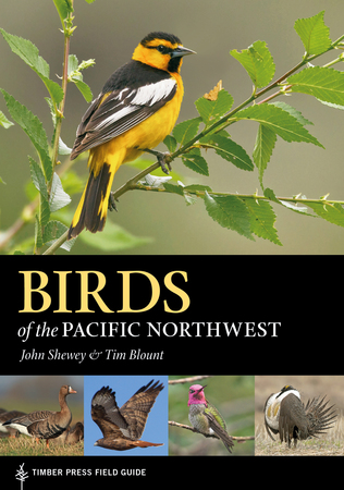 Book Cover for: Birds of the Pacific Northwest
