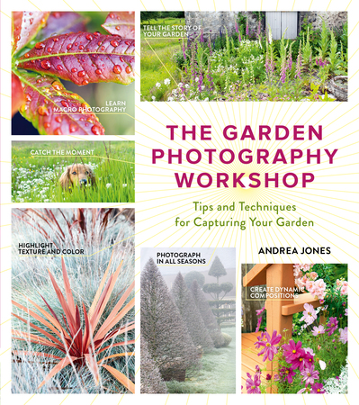 Book Cover for: The Garden Photography Workshop