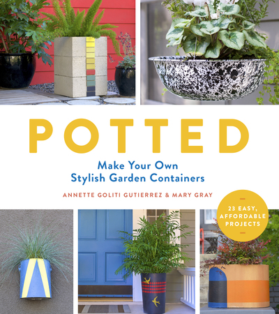 Book Cover for: Potted