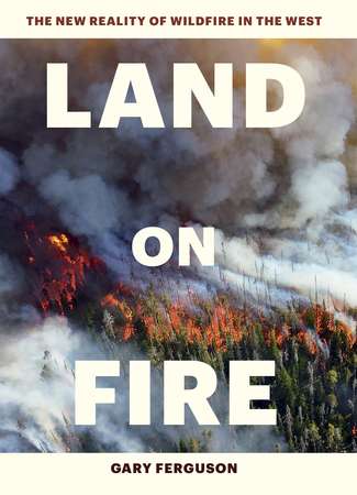 Book Cover for: Land on Fire