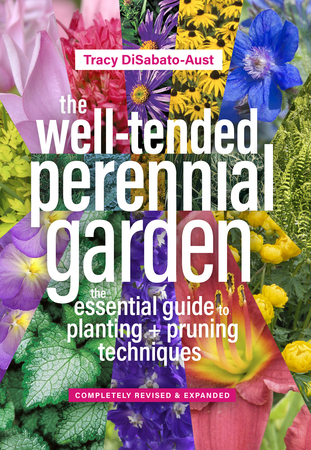 Book Cover for: The Well-Tended Perennial Garden