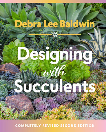 Book Cover for: Designing with Succulents