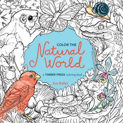 Book Cover for: Color the Natural World