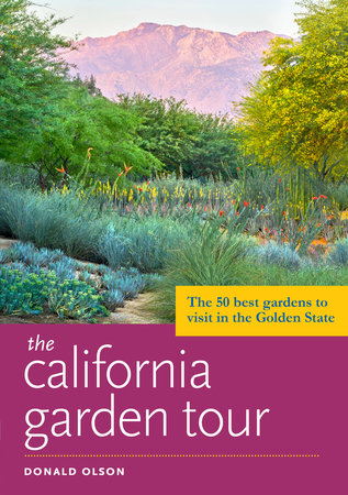 Book Cover for: The California Garden Tour