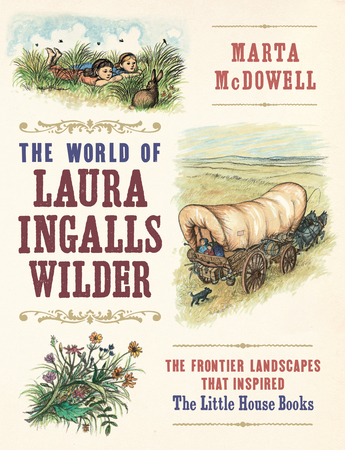 Book Cover for: The World of Laura Ingalls Wilder