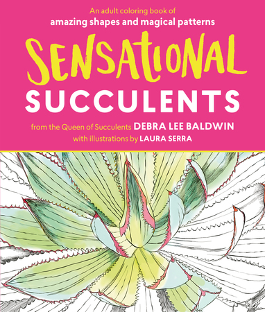 Book Cover for: Sensational Succulents