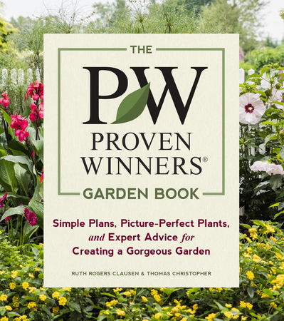 Book Cover for: The Proven Winners Garden Book