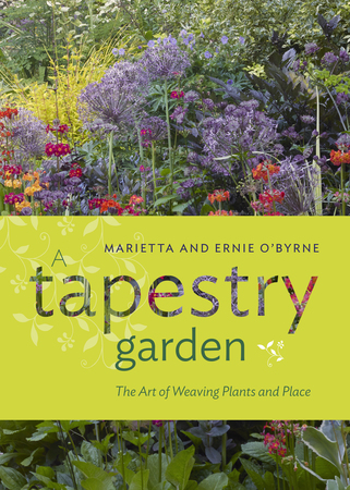 Book Cover for: A Tapestry Garden