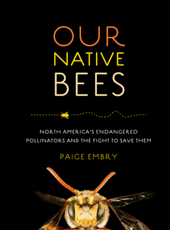 Book Cover for: Our Native Bees