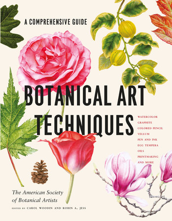 Book Cover for: Botanical Art Techniques