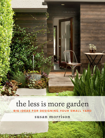 Book Cover for: The Less Is More Garden