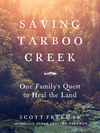 Book Cover for: Saving Tarboo Creek