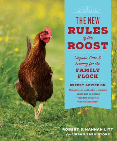 Book Cover for: The New Rules of the Roost
