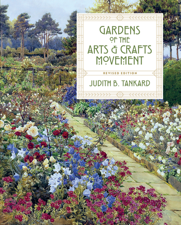 Book Cover for: Gardens of the Arts and Crafts Movement